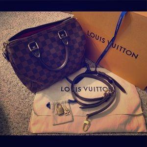 ✨ Louis Vuitton Speedy B 25 ✨